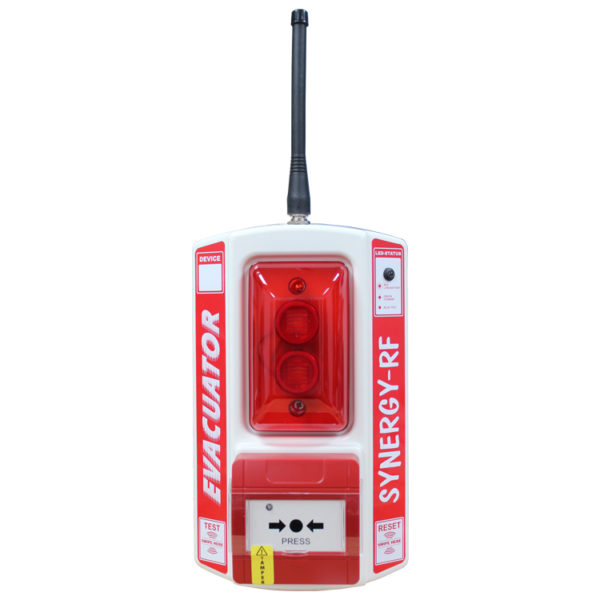 Wireless Evacuator Synergy RF Call Point