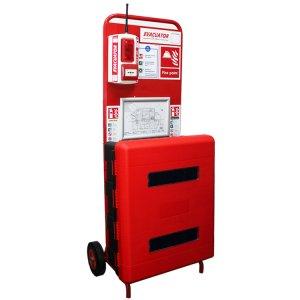 Evacuator Fire Points