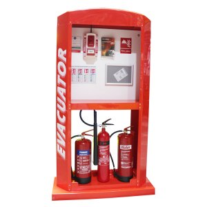 evacuator-safety-station