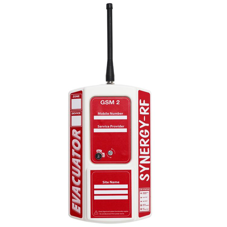 Evacuator Synergy GSM2