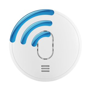 UltraFire Radiolinked Optical Smoke Alarm